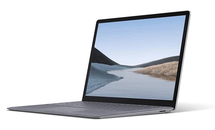 Best Laptop for working from home Microsoft Surface laptop 3