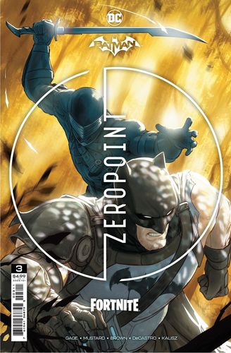 Batman/Fortnite: Zero Point #3 cover