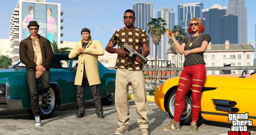 GTA Online: Twitch Rewards And Benefits This Week (13th May Weekly Update)