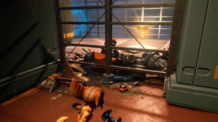 Ratchet and Clank Rift Apart Gold Bolt 1