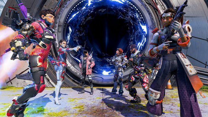Apex Legends Areanas screenshot