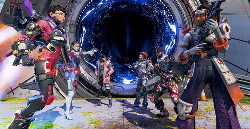Apex Legends Arenas Won't Influence Future Legend Designs, Respawn Says