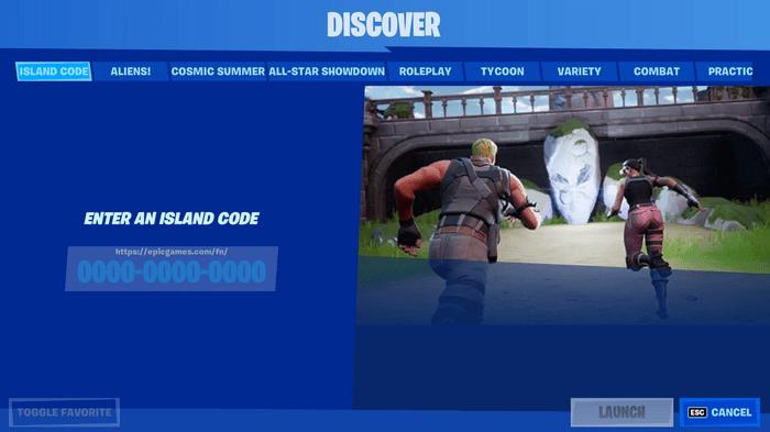 Fortnite Prop Hunt Codes - (Image via Epic Games)