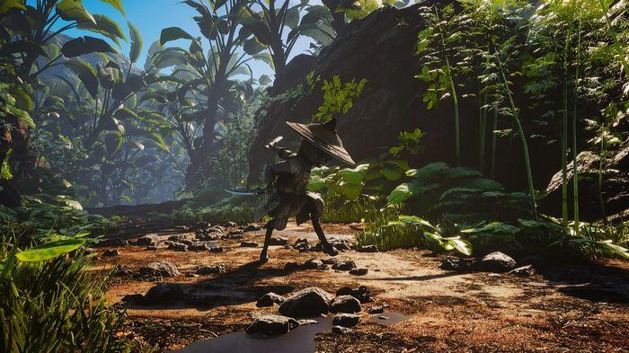 A screenshot of the Mercenary Class in Biomutant
