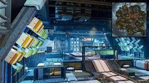 Apex Legends Energy Depot