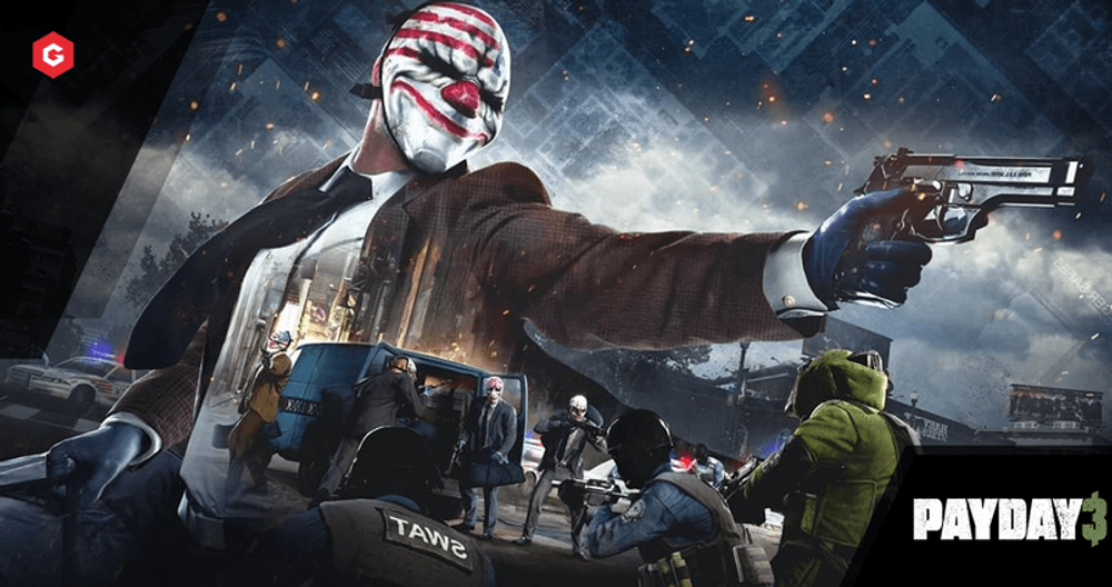 Payday 3 LEAKS: Release Date, Platforms, Trailer, Engine, And Everything We Know