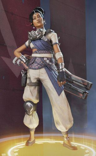 Apex legends Season 6 new Legend Rampart skin