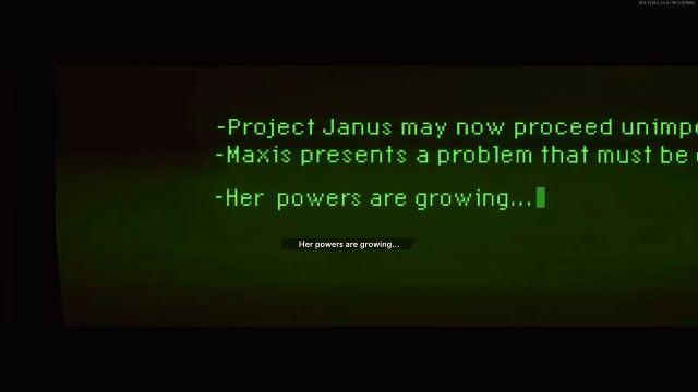 Black Ops Cold War Zombies Project Janus Computer Screen