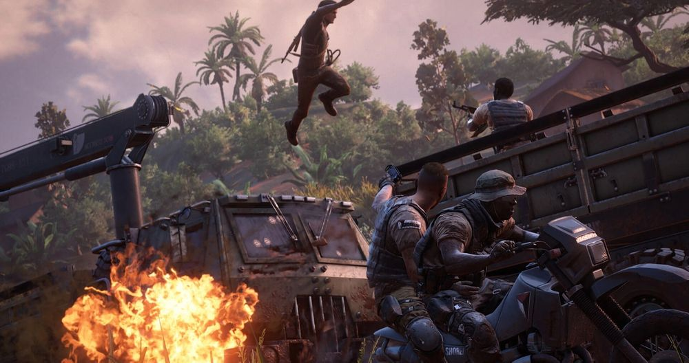Uncharted 4 Will be Coming to PC According to Sony Investor Relations Report