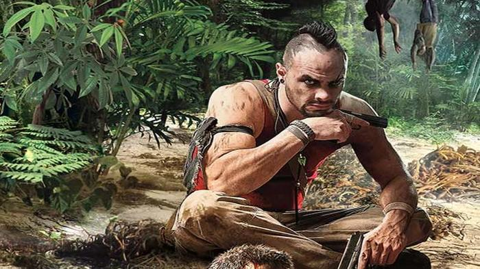 A reference to one of Far Cry 3's main antagonists - Vaas Montenegro - is made during the credits.