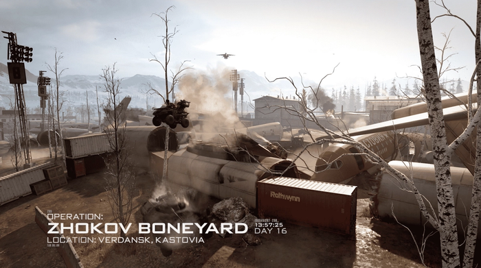 boneyard modern warfare season 2 map