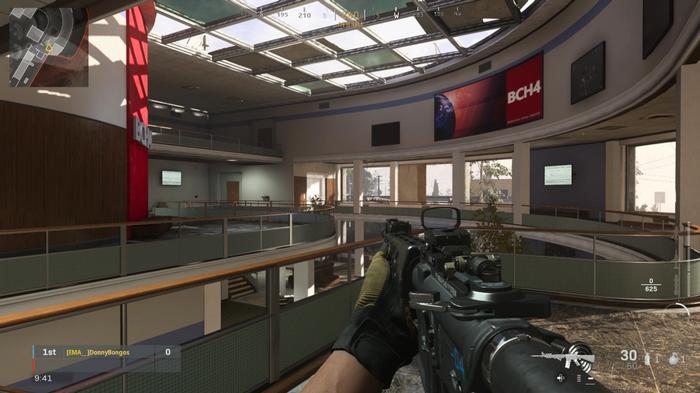 Broadcast Modern Warfare