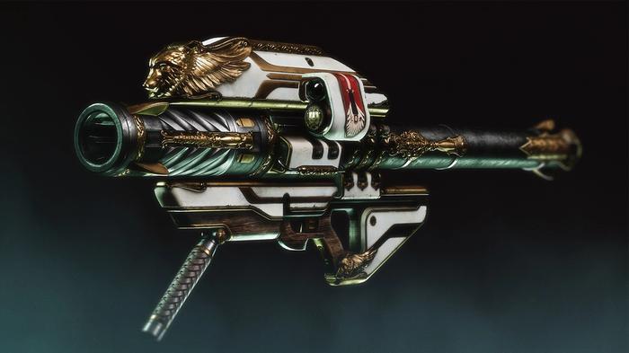 Destiny 2 Gjallarhorn from 30th Anniversary pack
