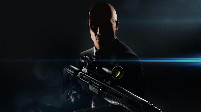 Screenshot from Hitman Sniper