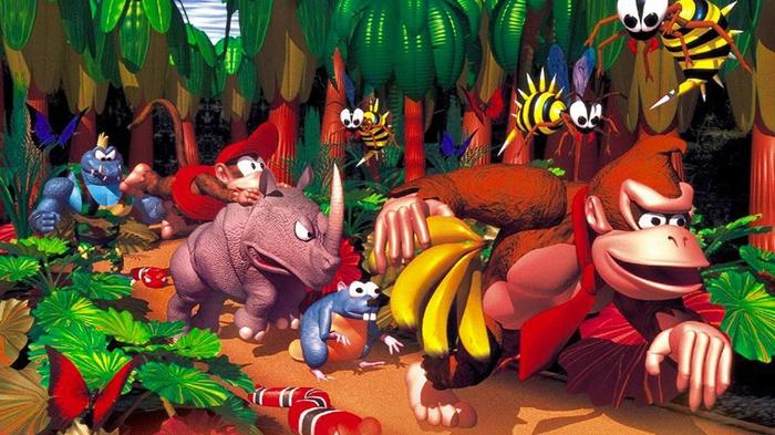 Donkey Kong Country offered a fresh start.