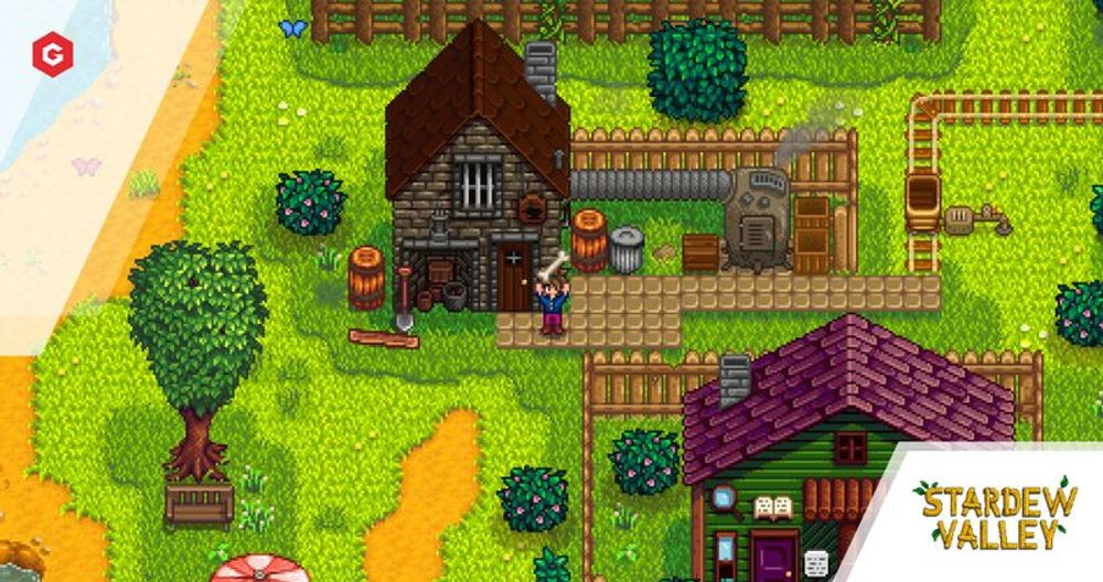 Stardew Valley: Controls for PC, Switch, Xbox One and PS4