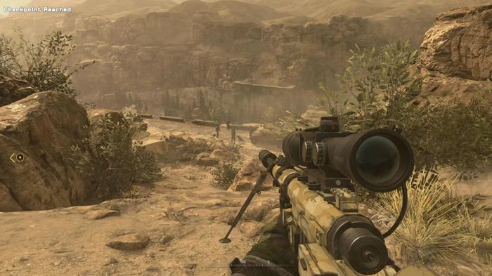 MW2 Campaign Remastered Just Like Old Times Mission Walkthrough