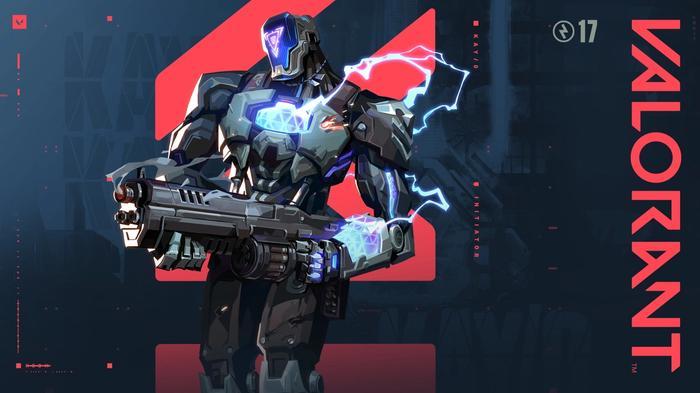 Valorant - KAY/O (Image via Riot Games)