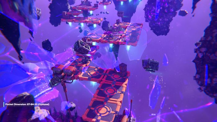 Ratchet and Clank Rift Apart Pocket Dimension