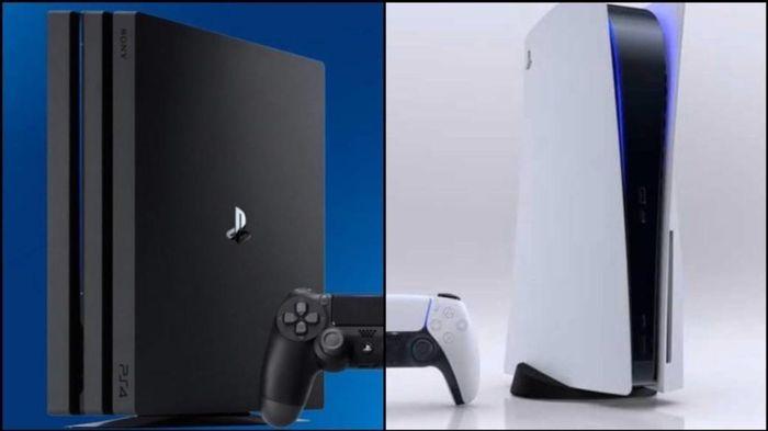 FIFA 21 PS5 v PS4