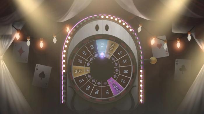 The ad wheel used to gain free Nier Reincarnation gems.