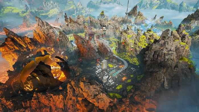 Apex Legends World's Edge Season 3