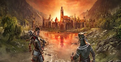 ESO Blackwood Review: Bogged Down