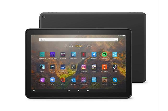 Best Android Tablet Amazon Fire Tablet 10
