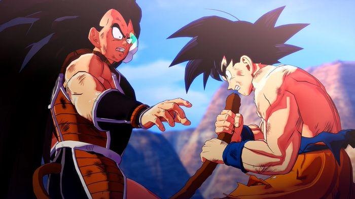 Dragon Ball Z Kakarot Storyline
