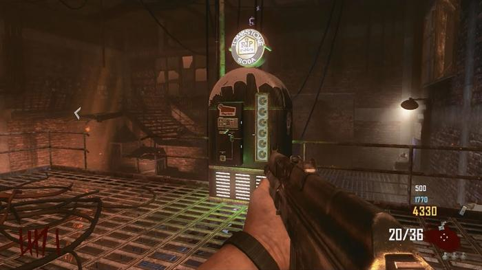 Tombstone Soda Black Ops Cold War Zombies