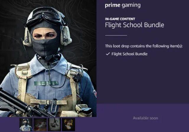 Warzone And Cold War Flight School Bundle