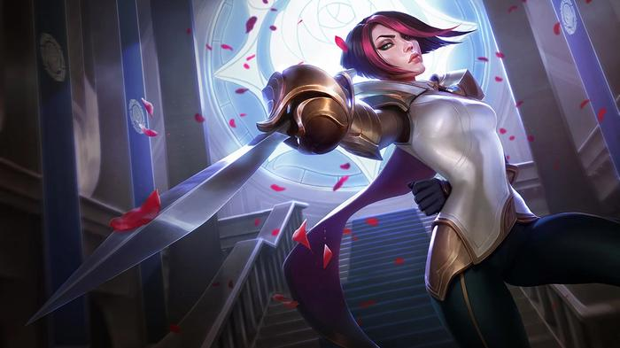 Fiora is one of the best baron champions on the Wild Rift tier list.