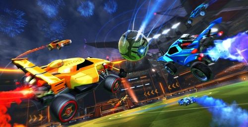 Rocket League: The Worst Mode In Existence