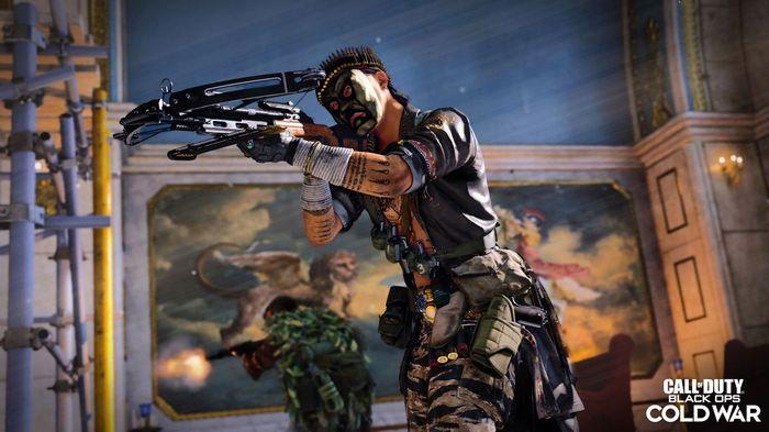 Gun Game Black Ops Cold War