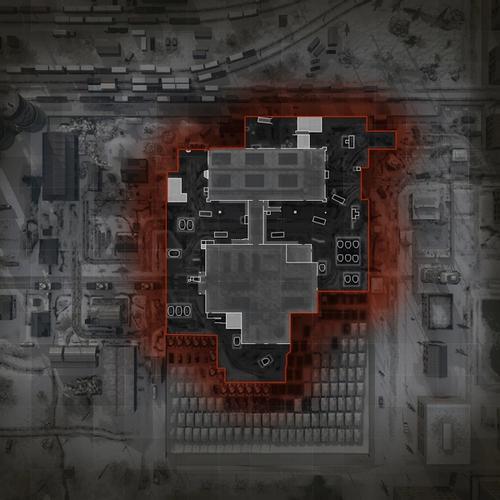Mialstor Tank Factory Modern Warfare