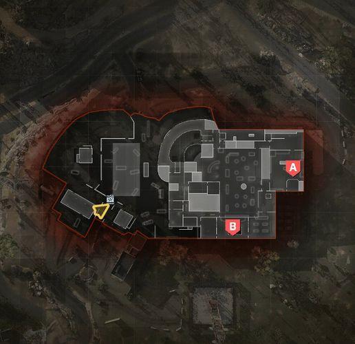 Broadcast Modern Warfare Map Guide