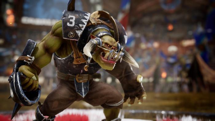 Blood Bowl 3 Black Orc