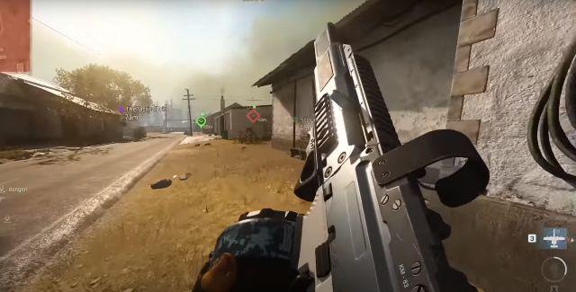 CX-9 SMG Warzone