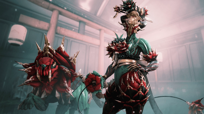 Warframe's character designs continue to break new ground