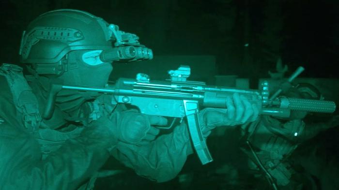 modern warfare 2019 night vision