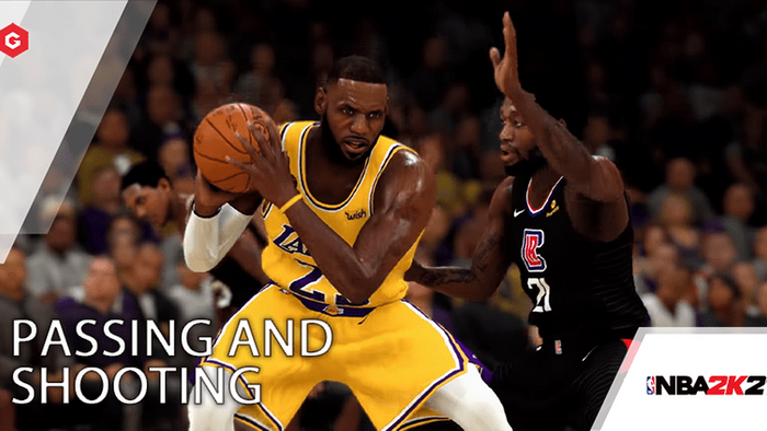Nba 2k21 How To Shoot And Pass Full Controls Pass Fake Shooting Tips Tricks And More