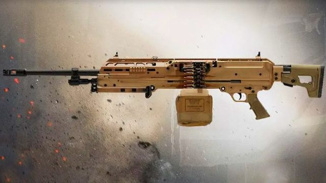 RAAL MG LMG On A Light Brown Background