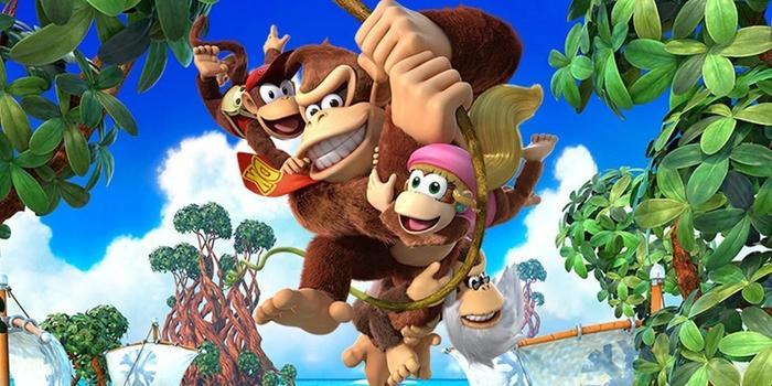 Tropical Freeze was DK's last main adventure, back in 2014.