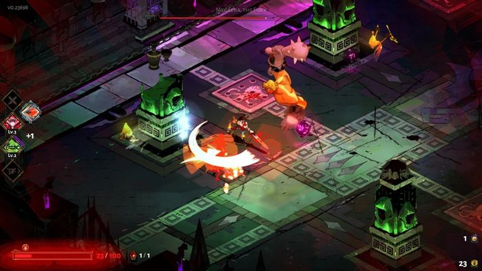 Hades offers roguelike perfection