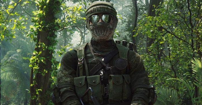 Black Ops Cold War Naga Operator