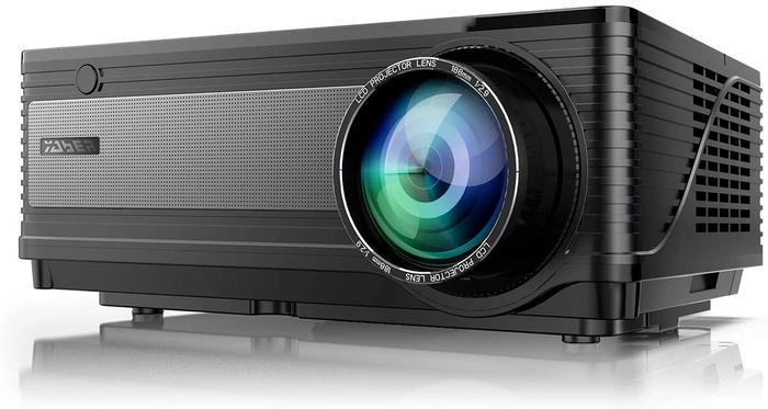 Best Projector Under 200 Yaber, product image of projector