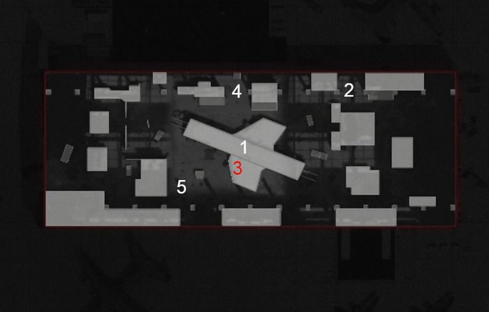 Checkmate Hardpoint Rotations Black Ops Cold War