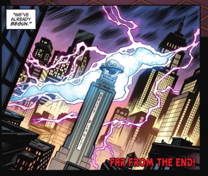 Batman/Fortnite: Zero Point #6 final panel