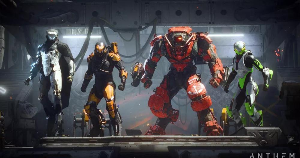 If You've Not Played Anthem, Now's Your Chance