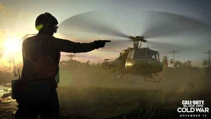 Black Ops Cold War Pre-Load